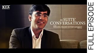 In Suite Conversations with Akshay Ahuja | S01 EP01 | RoboChamps | 2016