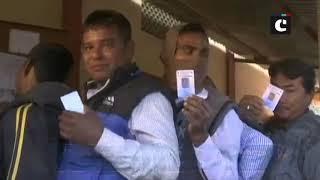 Assam panchayat elections polling underway in Guwahati