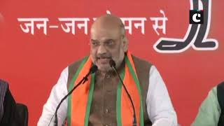 Rajasthan assembly elections: Amit Shah conducts roadshow to woo voters
