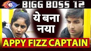 This Contestant Becomes NEW APPY FIZZ CAPTAIN And Enters Semi-Final Week | Bigg Boss 12 Update