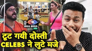 Deepak Surbhi Rohit FIGHT With Each Other, Celebs ENJOY | Bigg Boss 12 Charcha