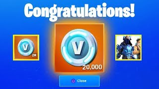 FREE V BUCKS FORTNITE SEASON 7 BATTLEPASS GIVEAWAY - HOW TO GET FREE VBUCKS AND FREE SKINS