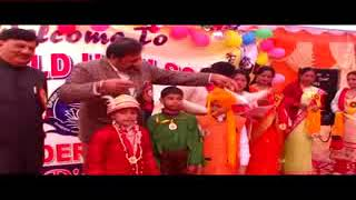 सुंदरनगर मंडल के स्प्रिंगफील्ड हाई स्कूल में अपना सालाना समारोह आयोजित किया