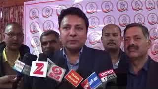 कांग्रेस पार्टी ने जबाव दे सांसद हिसाब दे सांसद कार्यक्रम के तहत