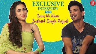 Sara Ali Khan and Sushant Speak Rajput's Candid Interview for Kedarnath Movie | Kedarnath Movie