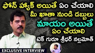 Tech Expert Nallamothu Sridhar Exclusive Interview || Top Telugu Tv