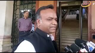 ಸ್ವಲ್ಪ ದಿನ ಕಾದ್ರೆ ಅಲೆ ಭೂಕಂಪ ಆಗುತ್ತೆ:ಪ್ರಿಯಾಂಕಾ ಖರ್ಗೆ SSV TV NEWS BANGLORE 05 12 2018 2