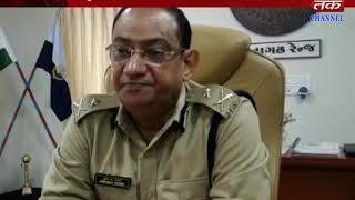 Vanthali : The amount of explosive material is found
