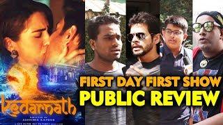 Kedarnath PUBLIC REVIEW   First Day First Show   Sushant Singh Rajput, Sara Ali Khan
