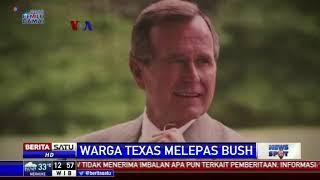 Warga Texas Mengenang Keluarga Bush