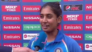 15 July, Derby - India - Mithali Raj Post match Press Conference