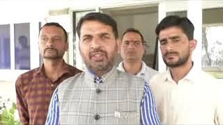 खेल विधेयक   पर  सांसद अनुराग ठाकुर पर कांग्रेस के निशाना साधा जाने पर भाजपा ने जताया कडा ऐतराज