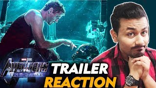 AVENGERS 4 ENDGAME Trailer (2019) | Review | Reaction | By Rahul Bhoj