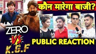 Zero Vs KGF | Which Film Will Be BLOCKBUSTER | Shahrukh Khan Vs Yash