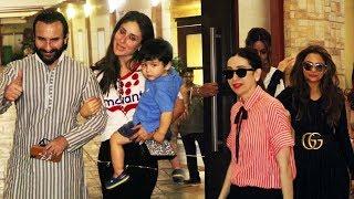 Taimur Ali Khans Grand Pre-Birthday Celebration | Kareena Kapoor, Saif Ali Khan