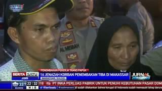 Tangis Keluarga Sambut Kedatangan Jenazah Korban Penembakan Nduga