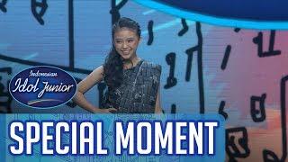 Ternyata Anneth jago dance juga lho! - ROAD TO GRAND FINAL - Indonesian Idol Junior 2018
