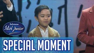 Duet Deven dengan Abdul, bikin merinding! - ROAD TO GRAND FINAL - Indonesian Idol Junior 2018