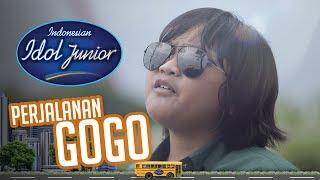 Perjalanan Gogo - ROAD TO GRAND FINAL - Indonesian Idol Junior 2018
