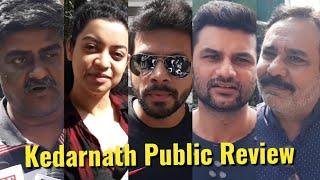Kedarnath Movie - Public Review - Sara Ali Khan & Sushant Singh Rajput