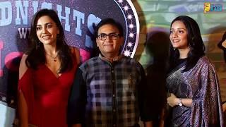 Jethalal Aka Dilip Joshi At Midnight With Menka Gujarati Film Grand Premier
