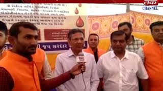 Kachchh+Vakaner  : Medical camps are held