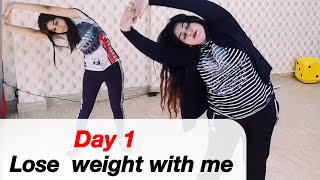 10 min Fat Burning Home Workout | Weight Loss for Beginners JSuper kaur