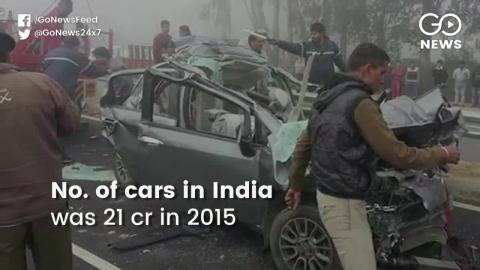 India Road Safety Appalling