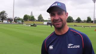 Enjoy Your Time And Cricket - De Grandhomme's Message To U19 Cwc Players