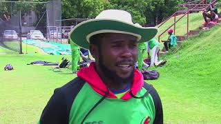 You Are Exposed To Players That Play A Different Brand Of Cricket - Stuart Matsikenyeri