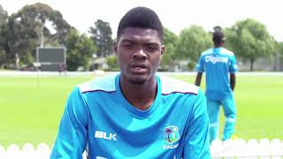 It's A Good Platform For Younger Players To Give Themselves A Name - Alzarri Joseph