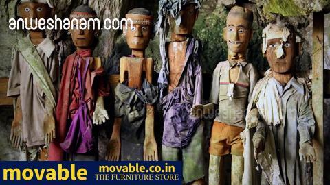indonesia sulawesi toraja tribe death ritual