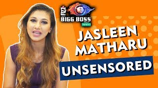 Jasleen Matharu ANSWERS 'Fans Ke Tikhe Question | Bigg Boss 12 Exclusive Interview
