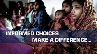 Documentary on contraception | Informed choices Make a difference | Satya Bhanja