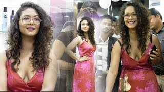 Aditi Myakal Launching Glam Studio Hyderabad || Top Telugu TV ||