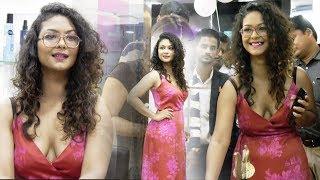 Aditi Myakal Launching Glam Studio Hyderabad || Top Telugu TV ||