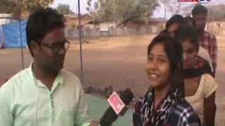 सारंगढ़ में स्वच्छता अभियान को लेकर नजर आया उत्साह, बेटी बचाओ बेटी बचाओ को भी मिल रहा प्रतिसाद