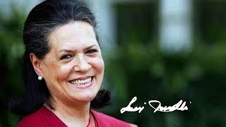 Happy Birthday to the Power, the strength, the Unifier, the Women, Sonia Gandhi