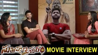 Sumanth and Eesha Rebba Special Interview About Subramaniapuram Movie | #Subramaniapuram