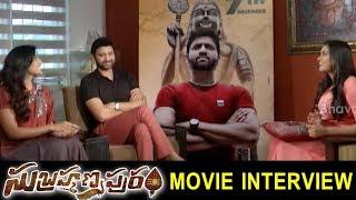 Sumanth and Eesha Rebba Special Interview About Subramaniapuram Movie | #Subramaniapuram