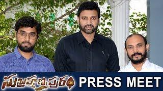 Subramaniapuram Movie Press Meet | Sumanth | Eesha Rebba | Subramaniapuram Movie