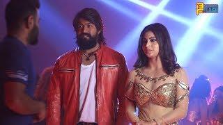 Mouni Roy & South Star Yash Song Shoot Onlocation - KGF (Kolar Gold Field) Movie