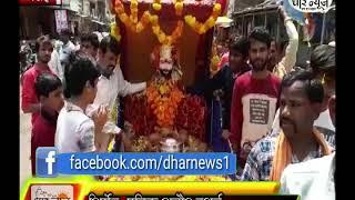 दसई ग्राम में रामदेवजी का जन्म उत्सव मनाया वह भंडारे का आयोजन किया धार न्यूज़ देखे