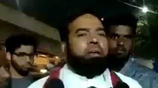 Do Repolling In Karwan Says Osman AlHajri Congress Karwan Cadidate.