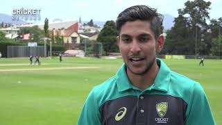 Jason Sangha - Pre u19cwc Interview