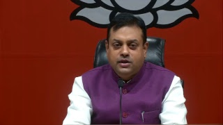 Rahul Gandhi is like 'Alibaba' surrounded by 40 thieves: Dr. Sambit Patra