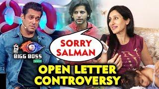 Teejay Sidhu Reaction On OPEN LETTER To Salman Khan   Karanvir Bohra   Bigg Boss 12