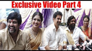 Dhruva Sarja And Prerana Engagement Part 4 | ಧ್ರುವ ಸರ್ಜಾ ಮತ್ತು ಪ್ರೇರಣ ನಿಶ್ಛಿತಾರ್ಥ #Dhruva Sarja