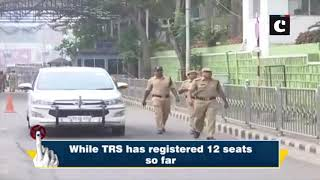 Assembly polls: Early trends reveal TRS' lead in Telangana
