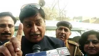 BJP में दम है तो कर दे लोकसभा सदस्यता रद्द (Rajkumar Saini Open Challenge To BJP)